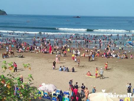 NEWS: 2020, Pantai Pangandaran Sudah Seperti Bali
