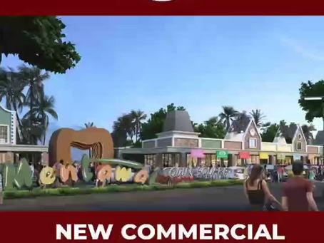 GRAND PANGANDARAN: Akan Hadir NEW COMMERCIAL - Mentawai Town Square