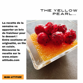 The yellow pearl...