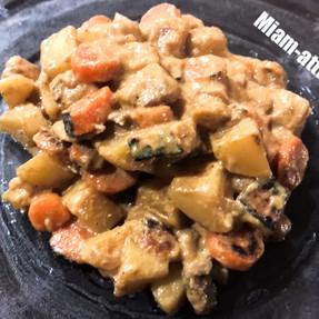 Un curry... en guise d'accompagnement