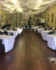Medium Ballroom White Decor