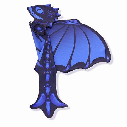 ASAS DE DRAGÃO_Azul Noite