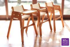 Cadeirao Click Três estágios