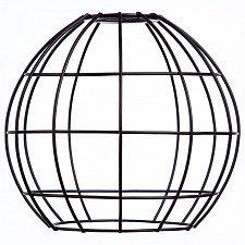Плафон металлический Grid LOFT Сфера