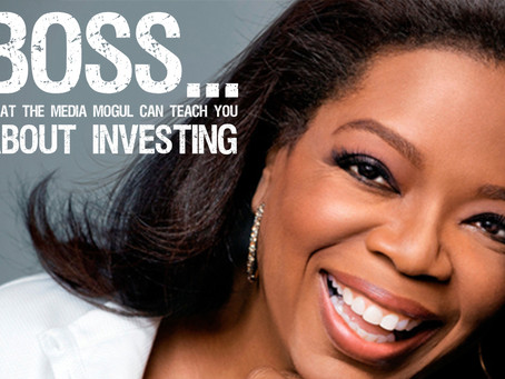 5 Things You Should Learn From Oprah's Investment in Weight Watchers