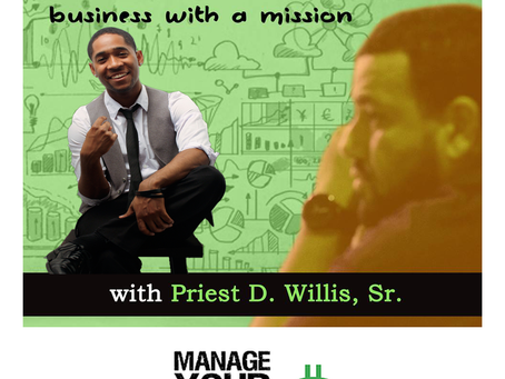 """Ben Carter Joins Priest Willis on the """"Missions & Marketplace"""" Podcast"""