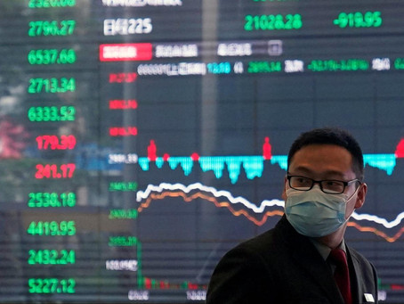 How Markets and Our Money Moves When World Events Happen