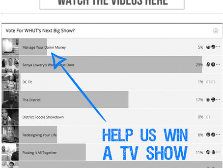 MYDM Named As Finalist, Calls for Votes to Win Television Series Competition