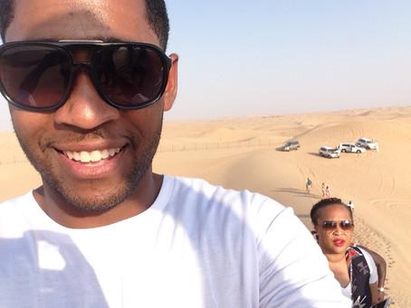 Travel Diary: The Unique & Unfamiliar Economy of the United Arab Emirates