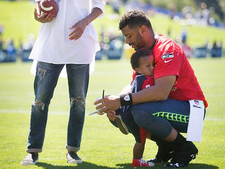 The Lesson Ciara, Russell Wilson (and One Other Person) Have To Teach About Money