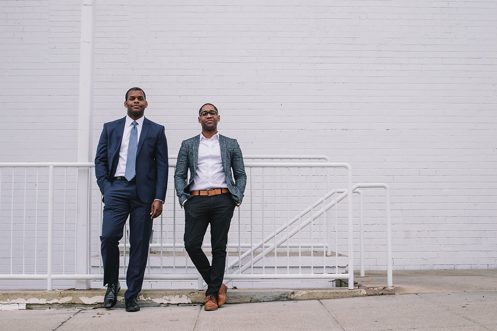 Manage Your Damn Money with Ben & Malcolm cover Millennials