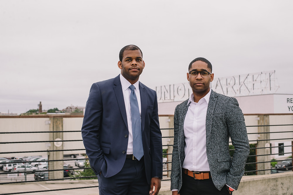 Manage Your Damn Money with Ben & Malcolm at Union Market