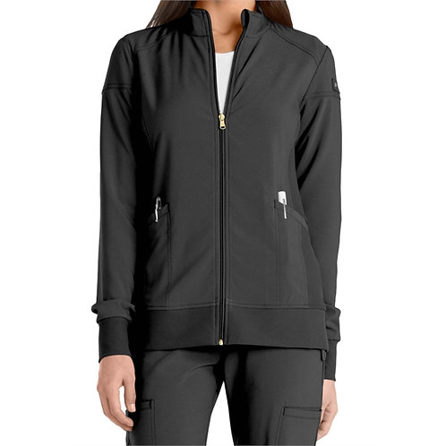 CNA - Cherokee® Women's Iflex Zip Front Warm Up Scrub Jacket