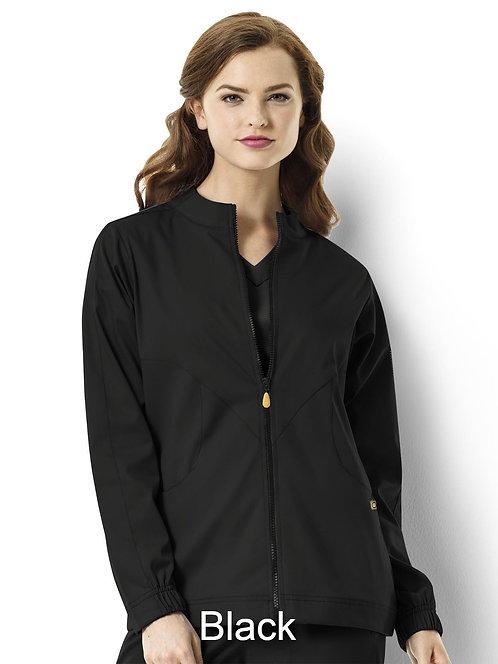 Women's Wonderwink Boston Warm-Up Jacket CC