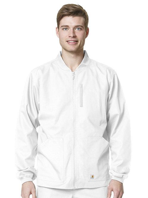RN - Men's Carhartt RipStop Zip Front Jacket ST