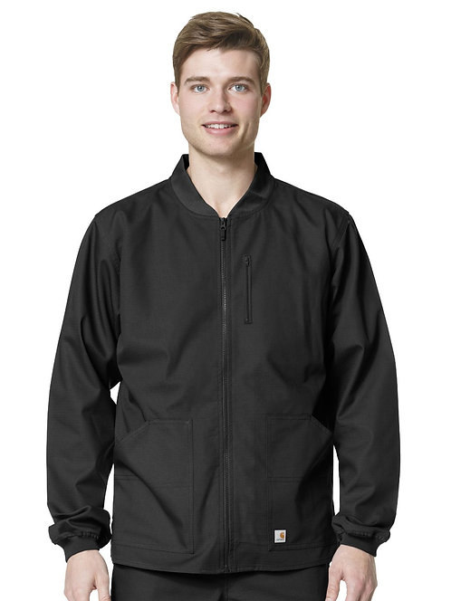 Staff - Men's Carhartt RipStop Zip Front Jacket
