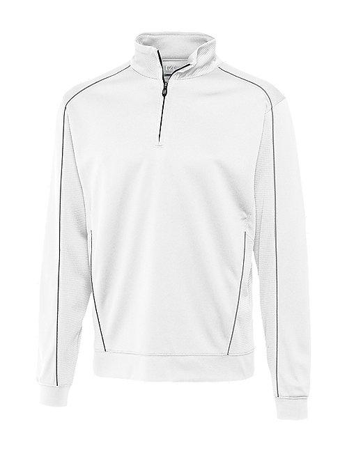RN - Cutter & Buck DryTec Men's Tall Edge 1/4 Zip jacket ST