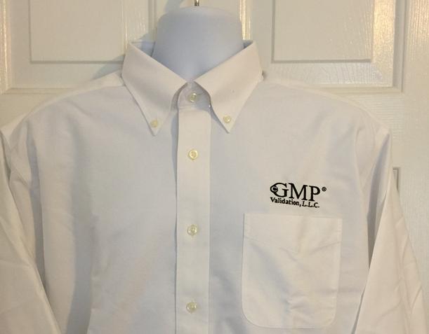 embroidered dress shirt