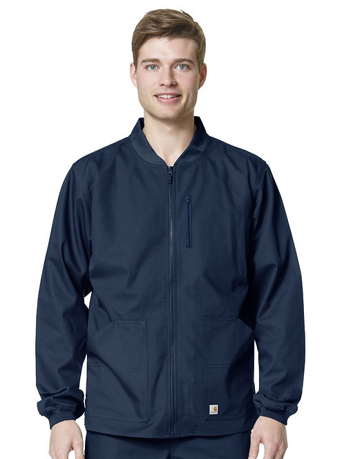 RN - Men's Carhartt RipStop Zip Front Jacket CH