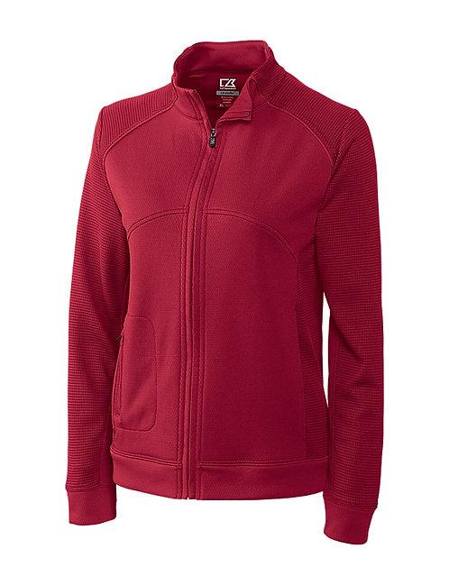MUR - Cutter & Buck DryTec Ladies Edge Full Zip jacket ST