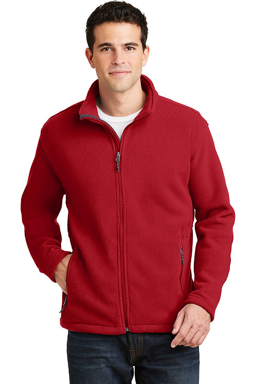 Port Authority® Men's Fleece Full Zip Jacket