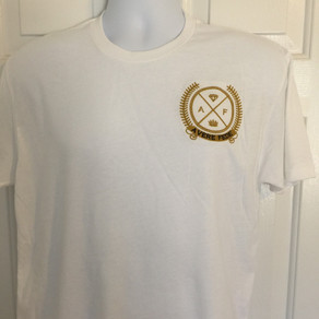 T-Shirts and embroidery do mix!