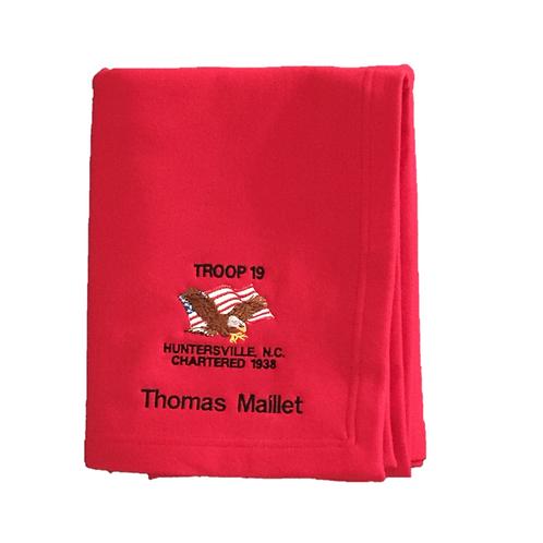 Troop Blanket