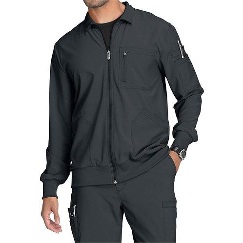 CNA - Infinity® Men's Zip Front Warm-Up Scrub Jacket