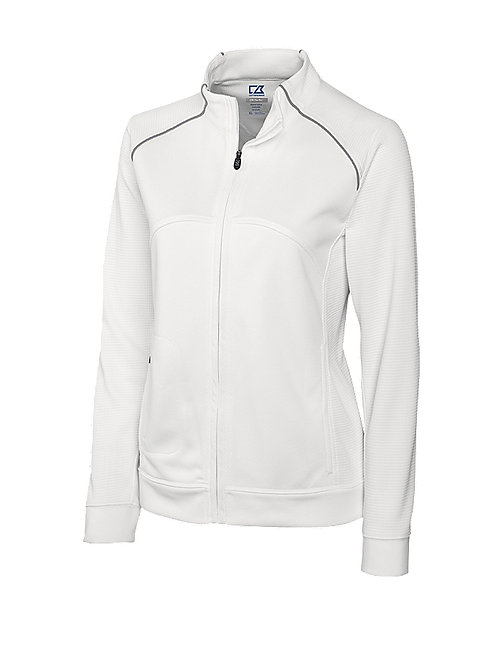 RN - Cutter & Buck DryTec Women's Edge Full Zip jacket ST