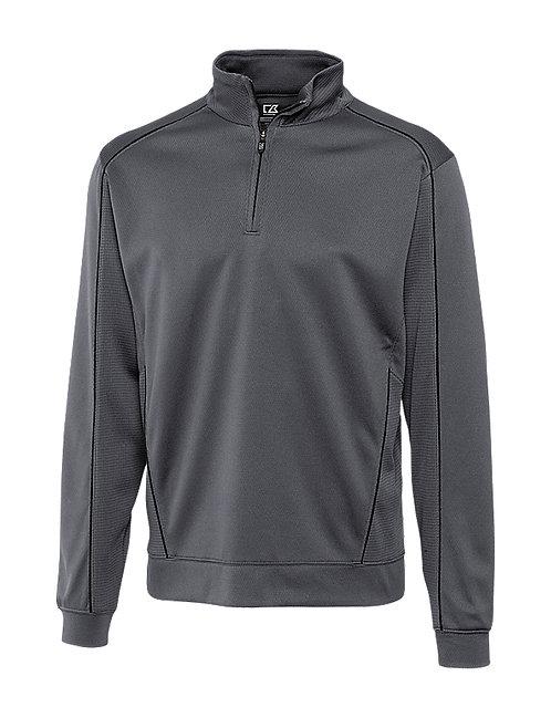 CNA - Cutter & Buck DryTec Men's Tall Edge 1/4 Zip jacket ST
