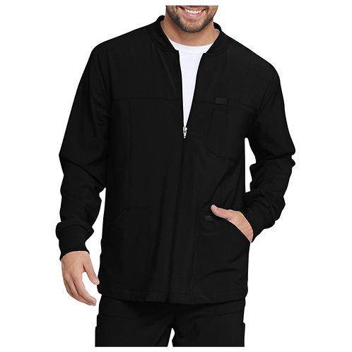 STAFF - Dickies® Men's EDS Essentials Full Zip Front Scrub Jacket