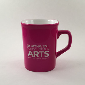 Personalized mugs...perfect teacher's gift.