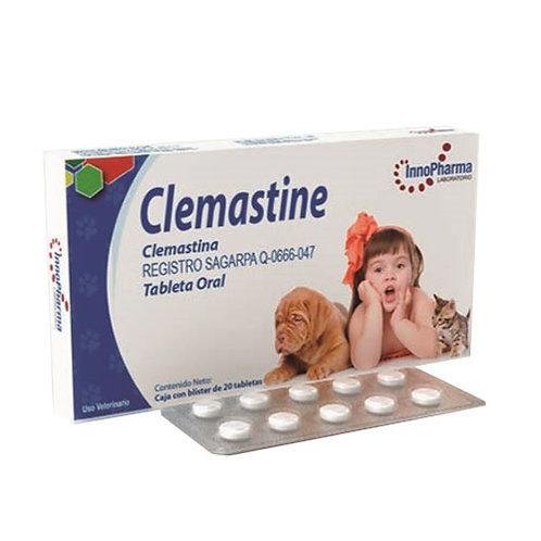 Clemastine 20 tab