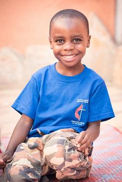 Smiling Orphan Uganda 5