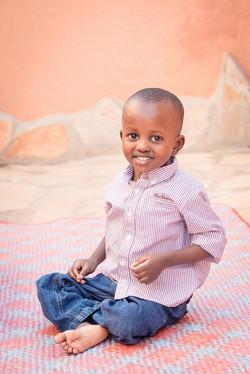 Smiling Orphan Uganda 3