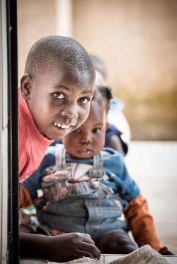 Smiling Orphan Uganda 2