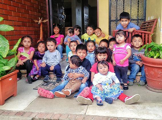 Orphans God Bless the Children