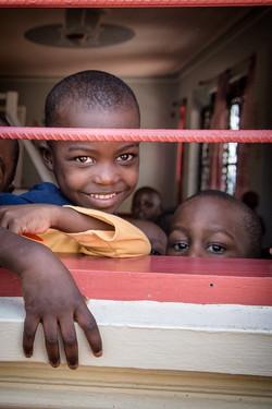 Smiling Orphan Uganda