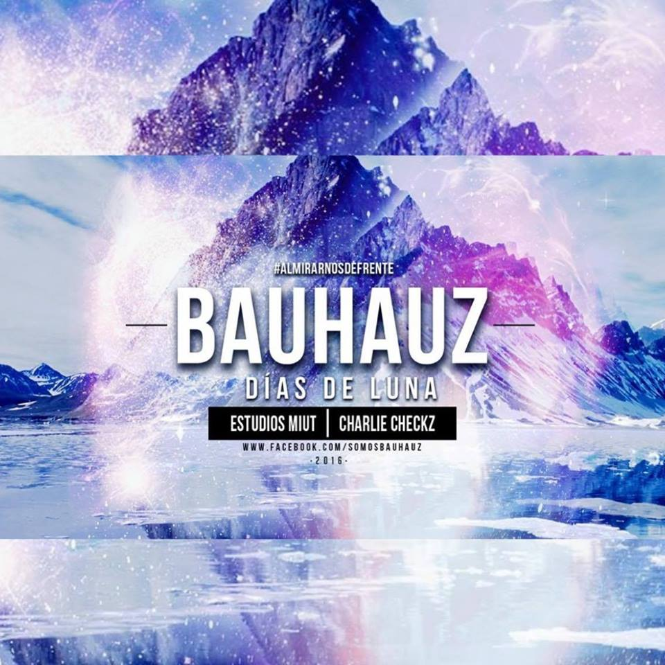 Bauhauz - Días de Luna (Single)