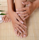 Spa Manicures  Pedicures