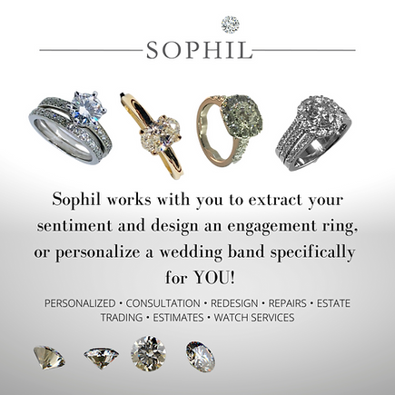 Sophil Fine Diamond Jewelry Fort Lauderd
