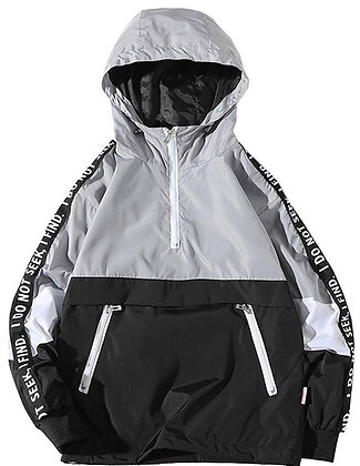 "Deux ""It Factor"" Windbreaker"