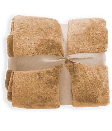 Deux Plush Blanket
