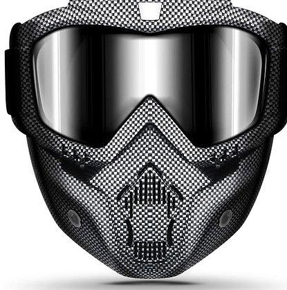 Deux Winter Games Mask