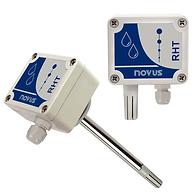 RHT-WM e RHT-DM - Transmissores de Umidade e Temperatura