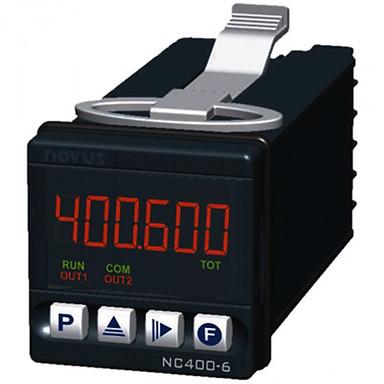 Controlador Novus NC400-6