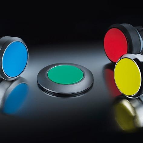Botões e sinalização