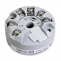 TxBlock-USB - Transmissor Temperatura para Cabeçote