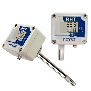 RHT-485-LCD - Transmissor de Temperatura e Umidade