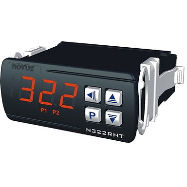 Controlador Novus N322